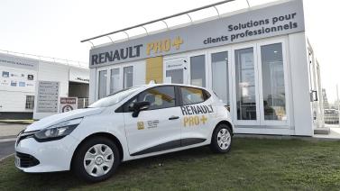 Renault Location Longue Durée Professionnel