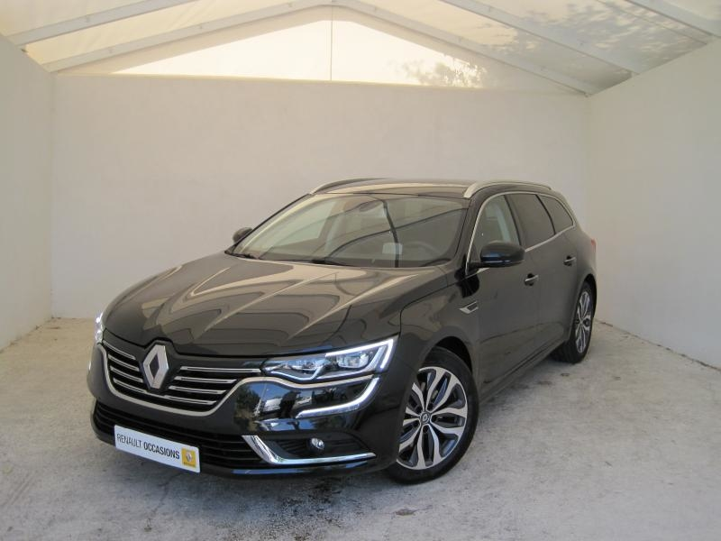 renault talisman estate dci 160 energy intens edc 5 portes diesel automatique noir renault. Black Bedroom Furniture Sets. Home Design Ideas