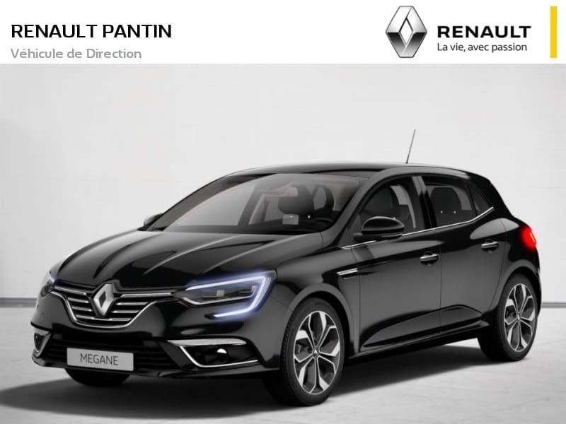 renault megane berline sl akaju energy dci 130 5 portes diesel manuelle noir renault retail group. Black Bedroom Furniture Sets. Home Design Ideas