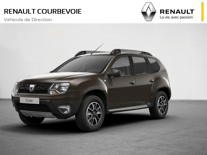 dacia duster black touch 2017 dci 110 edc 4x2 5 portes diesel manuelle marron renault retail group. Black Bedroom Furniture Sets. Home Design Ideas
