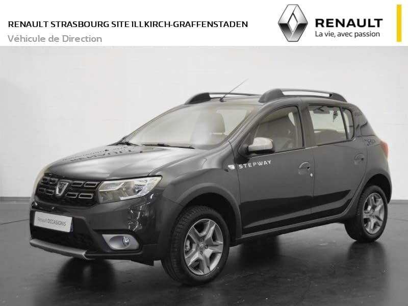 dacia sandero stepway dci 90 5 portes diesel manuelle gris renault retail group. Black Bedroom Furniture Sets. Home Design Ideas