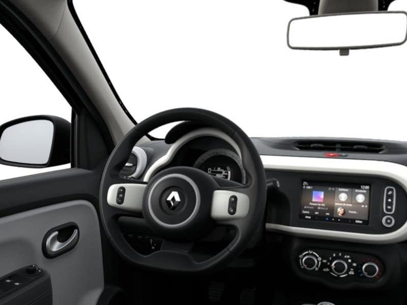 Image de RENAULT TWINGO Intens TCe 95 EDC 5 portes Essence Automatique Noir