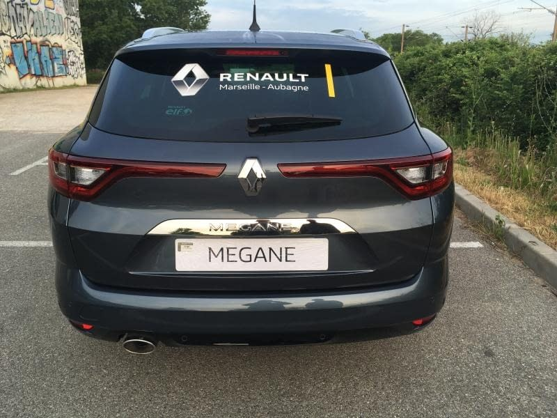 Image de RENAULT MEGANE ESTATE Intens Energy dCi 110 EDC 5 portes Diesel Automatique Gris