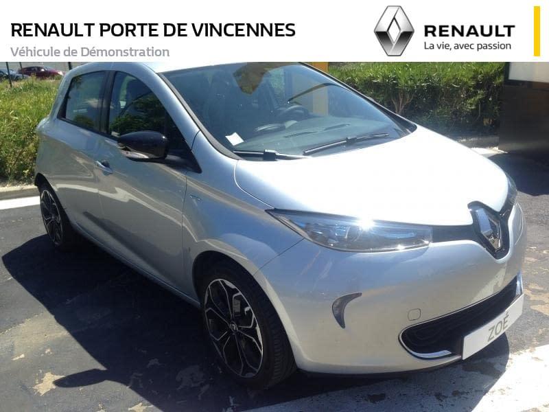 Image de RENAULT ZOE Iconic R110 2019 5 portes Électrique Manuelle Gris