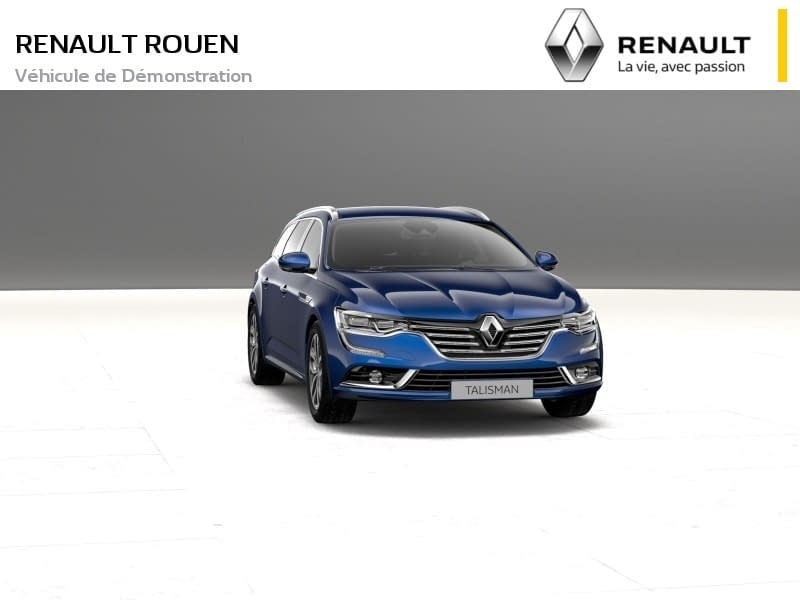 Image de RENAULT TALISMAN ESTATE FDK E37MVH6R A7 5 portes Essence Manuelle Bleu