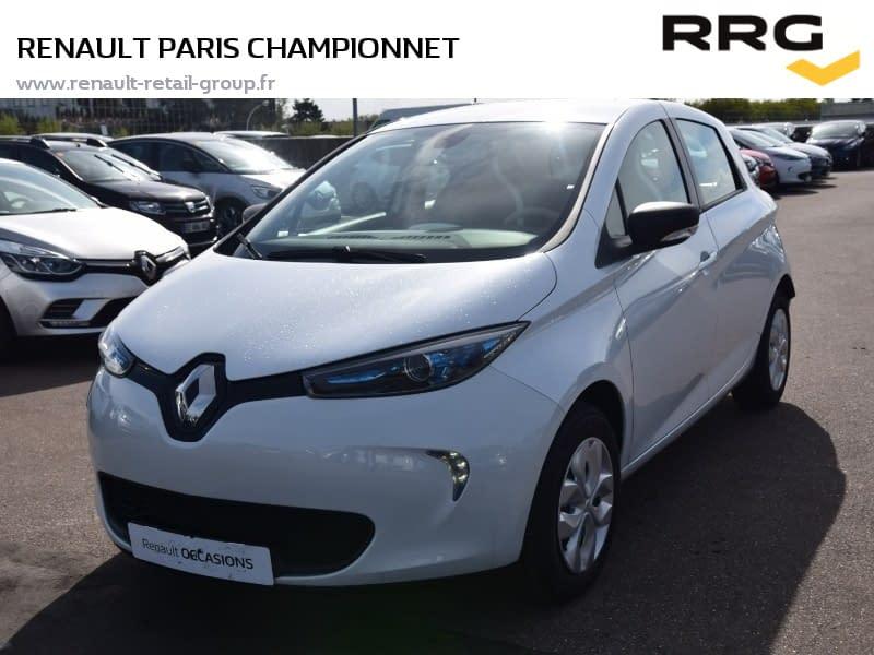 Image de RENAULT Zoe R90 Life 5 portes Électrique Automatique Blanc