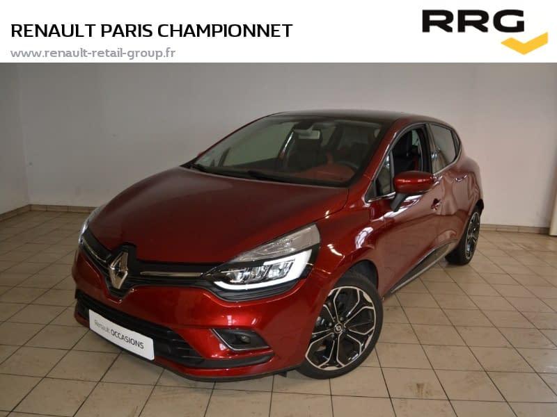 Image de RENAULT Clio TCe 120 Energy Intens 5 portes Essence Manuelle Rouge