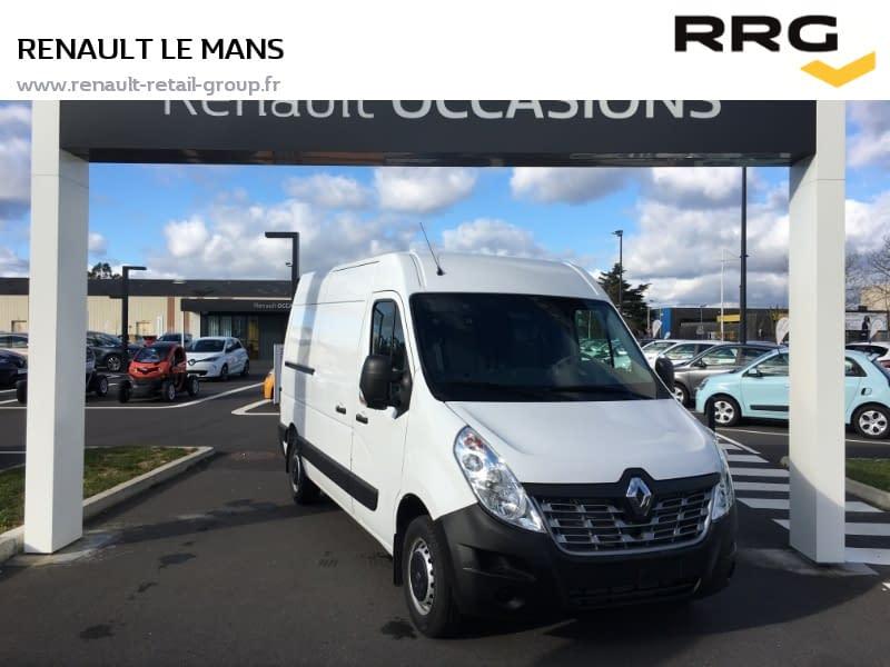 Image de RENAULT MASTER FGN L2H2 3.5t 2.3 dCi 130 E6 GRAND CONFORT 4 portes Diesel Manuelle Blanc