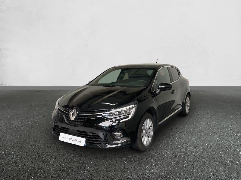 Image de RENAULT Clio TCe 130 EDC FAP Intens 5 portes Essence Automatique Noir