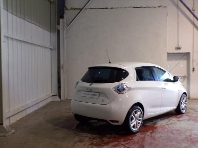 Image de RENAULT Zoe Zen 5 portes Électrique Automatique Blanc