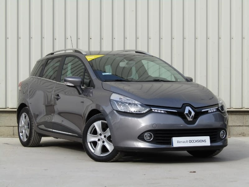Image de RENAULT Clio Estate IV TCe 120 Energy Intens EDC 5 portes Essence Automatique Gris
