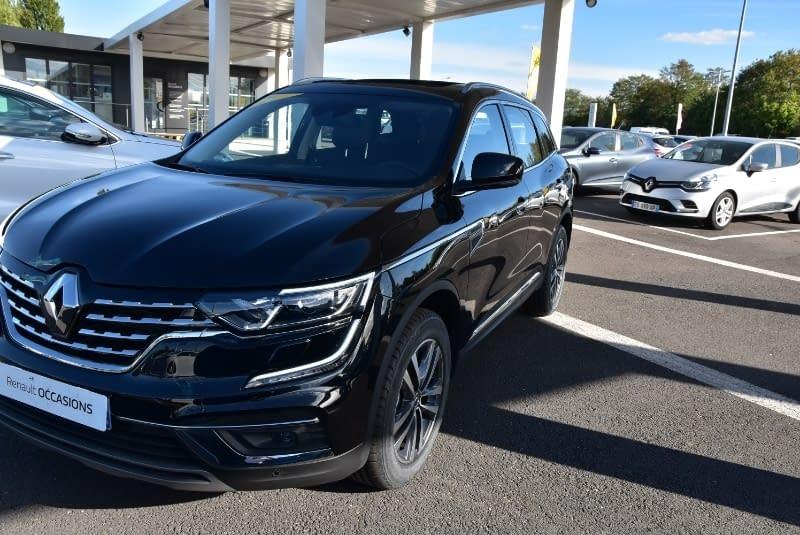 Image de RENAULT Koleos Blue dCi 150  X-tronic - 19 Zen 5 portes Diesel Automatique Noir