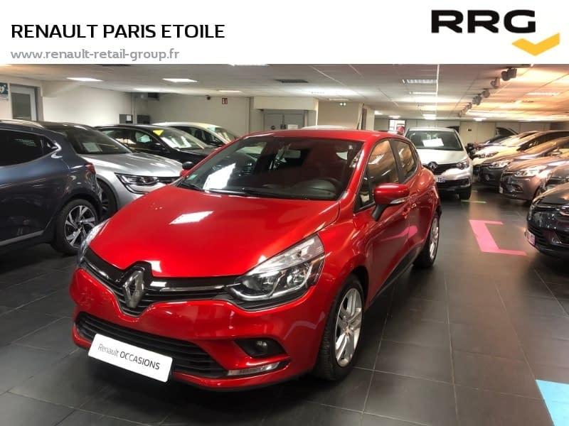 Image de RENAULT Clio dCi 90 Energy E6C Business 5 portes Diesel Manuelle Rouge