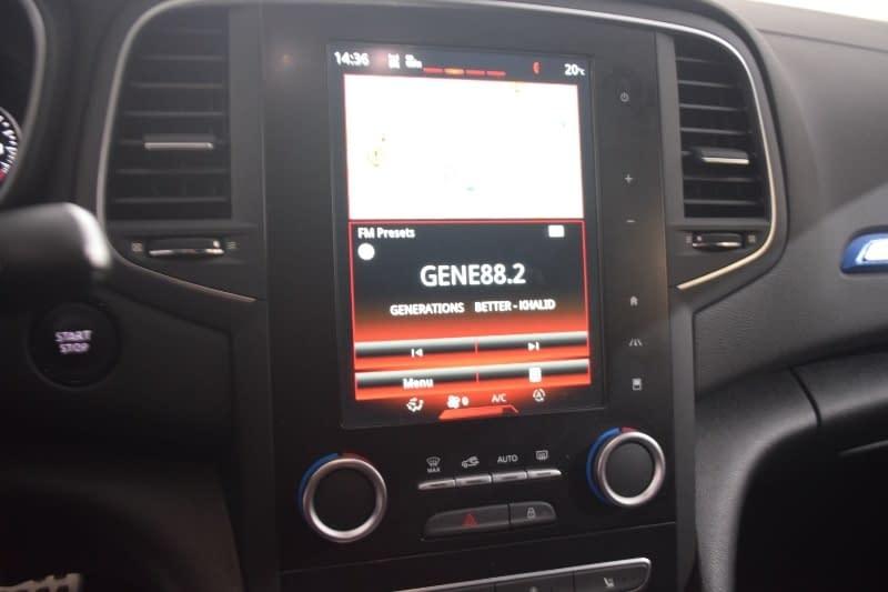 Image de RENAULT Mégane IV Estate TCe 205 Energy EDC GT 5 portes Essence Automatique Gris