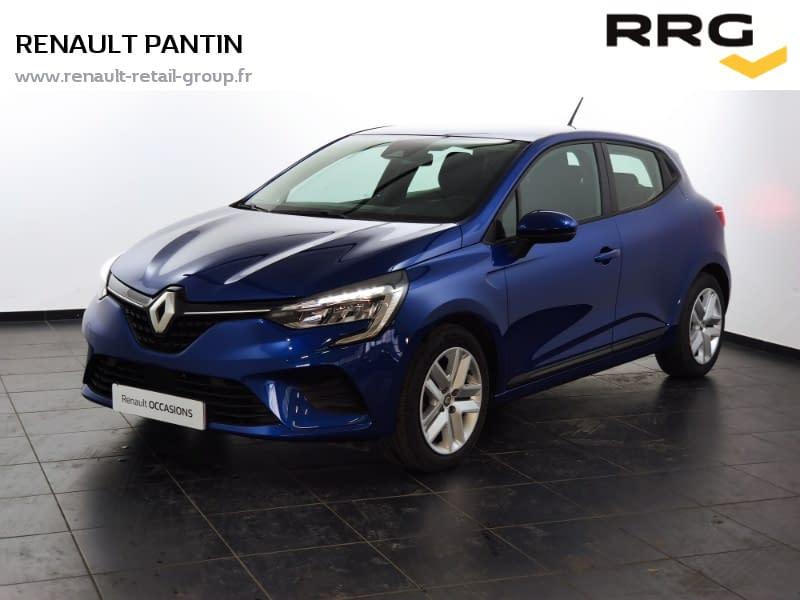 Image de RENAULT Clio Blue dCi 115 Zen 5 portes Diesel Manuelle Bleu