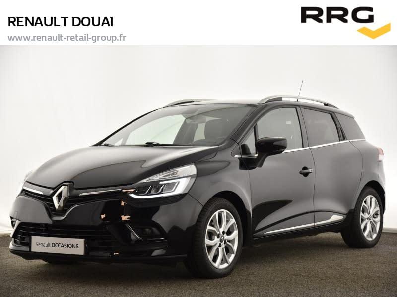 Image de RENAULT Clio Estate dCi 90 Energy Intens EDC 5 portes Diesel Automatique Noir