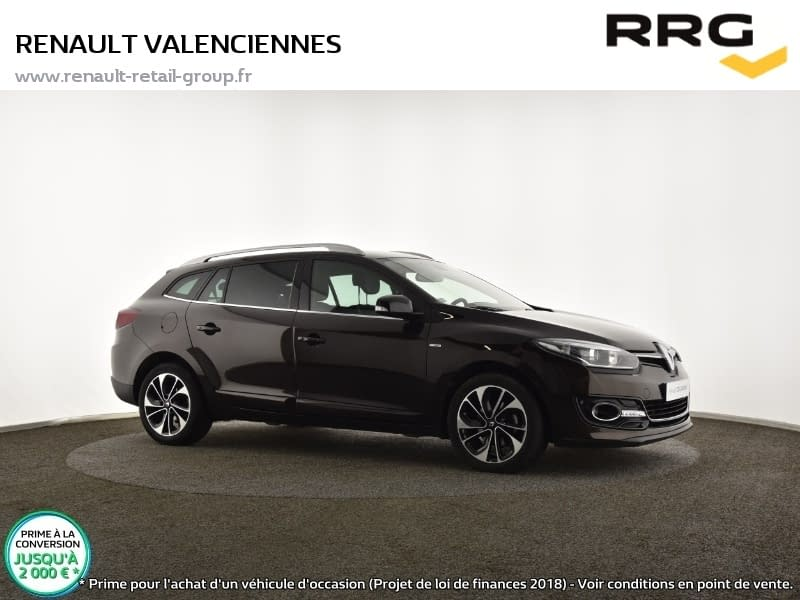 Renault Megane Estate Iii Tce 130 Energy Eco2 Bose 5 Portes Essence