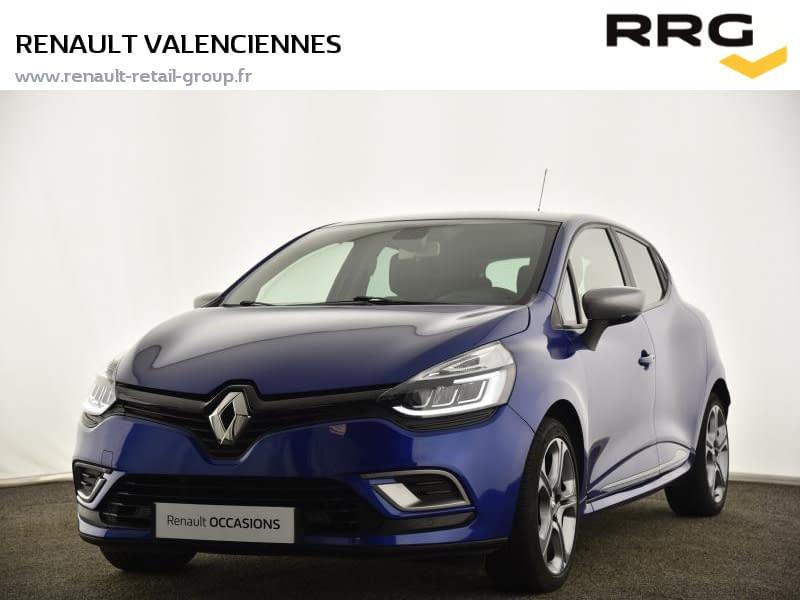 Image de RENAULT Clio TCe 120 Energy Intens 5 portes Essence Manuelle Bleu