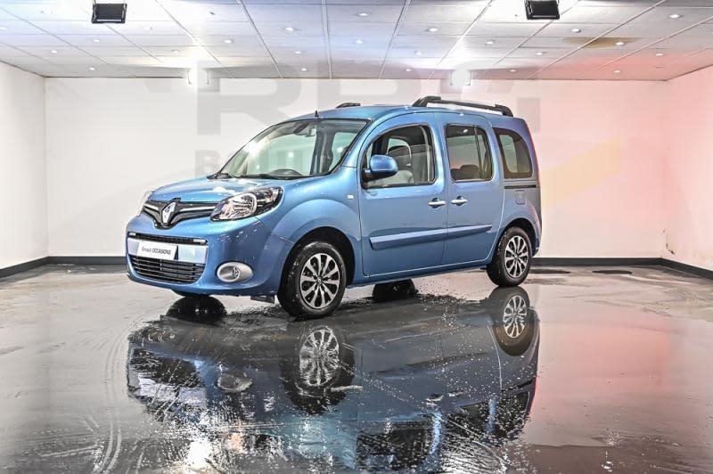 Image de RENAULT Kangoo Blue dCi 115 Intens 5 portes Diesel Manuelle Bleu