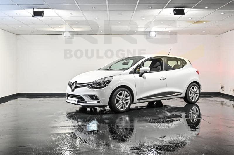 Image de RENAULT Clio dCi 75 Energy Zen 5 portes Diesel Manuelle Blanc