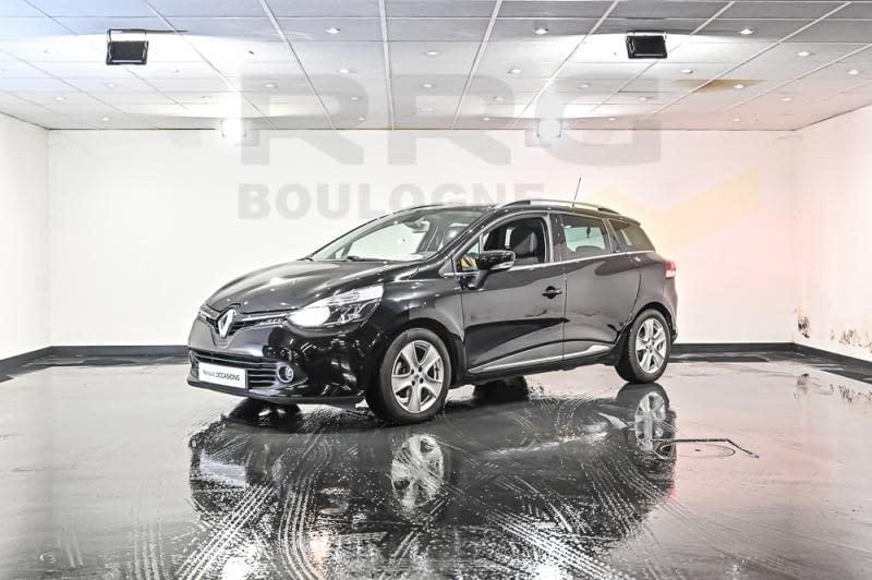 Image de RENAULT Clio Estate IV TCe 120 Energy Intens EDC 5 portes Essence Automatique Noir