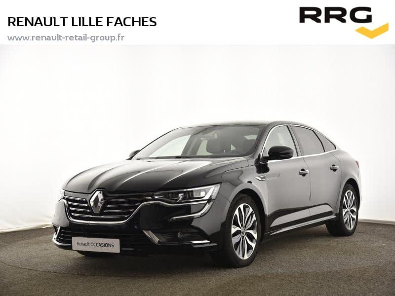 Image de RENAULT Talisman dCi 160 Energy Intens EDC 4 portes Diesel Automatique Noir