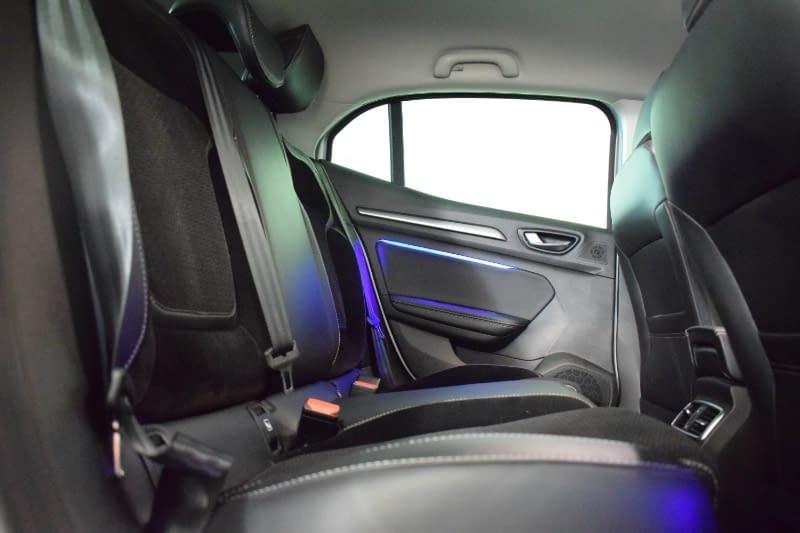 Image de RENAULT Mégane IV Berline dCi 130 Energy Intens 5 portes Diesel Manuelle Gris