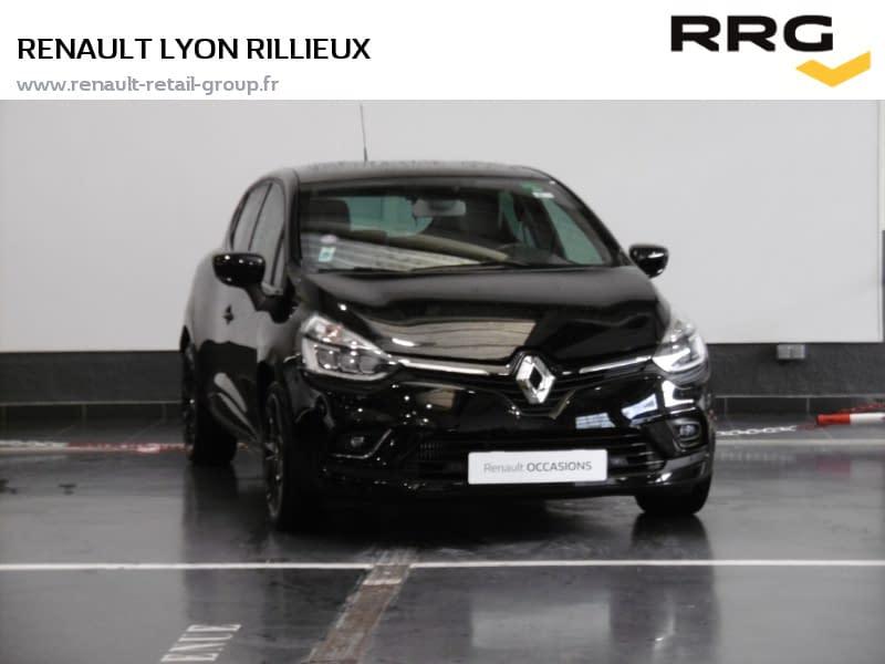 Image de RENAULT Clio TCe 90 Energy E6C Intens 5 portes Essence Manuelle Noir