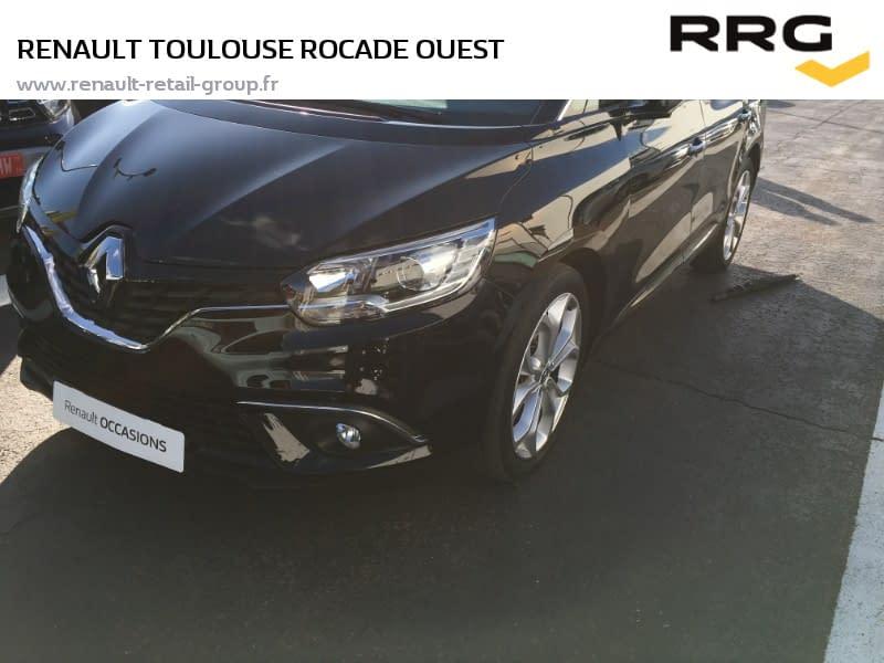 Image de RENAULT Grand Scénic dCi 130 Energy Business 7 pl 5 portes Diesel Manuelle Noir