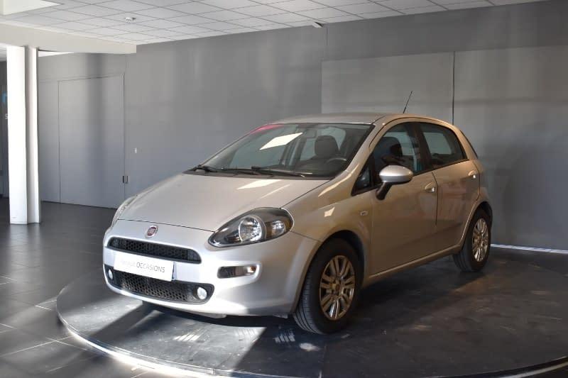 Image de FIAT Punto Business 1.2 8V 69 Italia Business 5 portes Essence Manuelle Gris