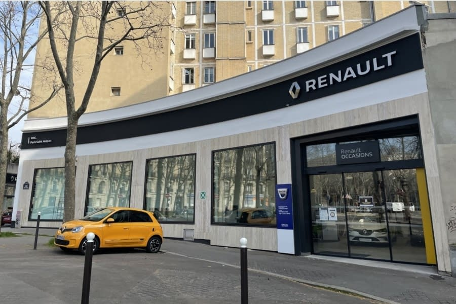 Photo de la concession PARIS ST JACQUES