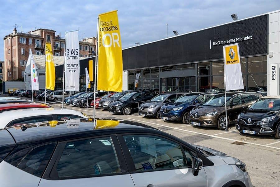 Garage Renault Marseille