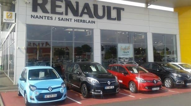 Garage Renault Nantes