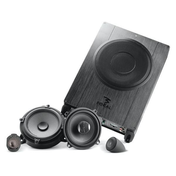 kit audio apv