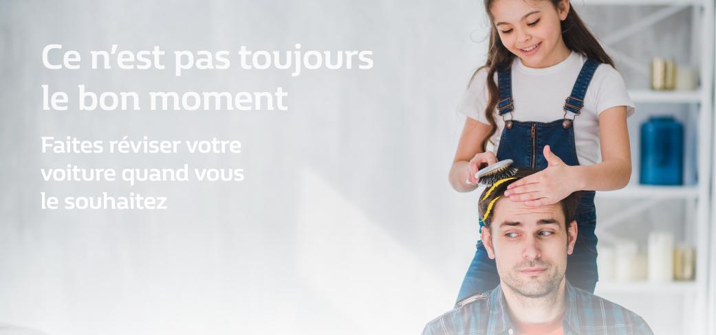 Horaires élargis Atelier Renault