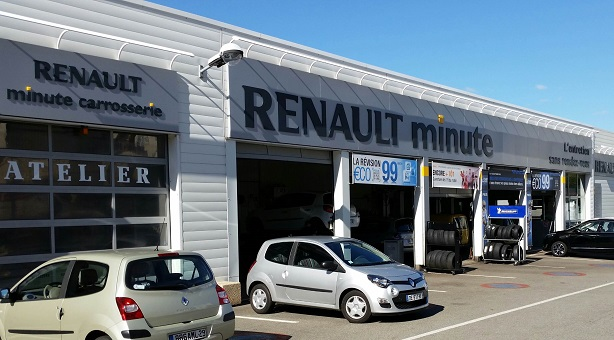 Brest renault retail group - Garage renault occasion paris ...