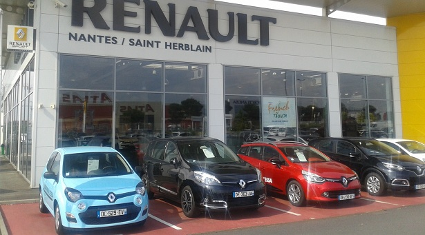 nantes saint herblain renault retail group. Black Bedroom Furniture Sets. Home Design Ideas