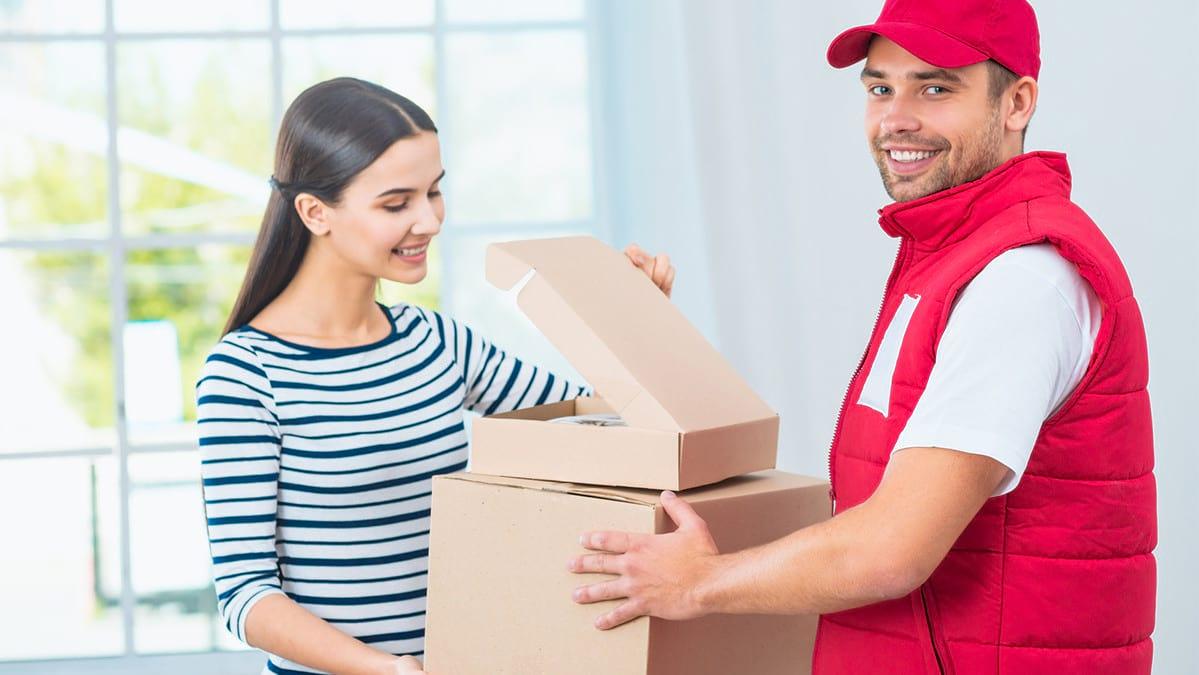 Votre livraison garantie