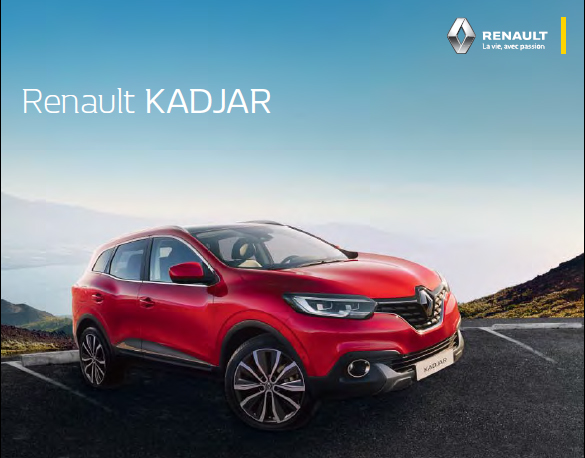 renault kadjar informations et caract ristiques renault retail group. Black Bedroom Furniture Sets. Home Design Ideas